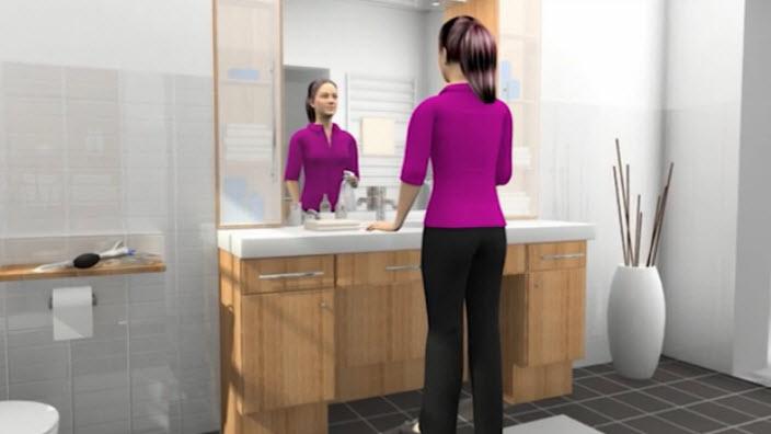 Sondage urinaire des femmes
