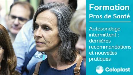 <b>Autosondage intermittent : dernières recommandations SIFUD-PP / AFU et nouvelles pratiques</b>