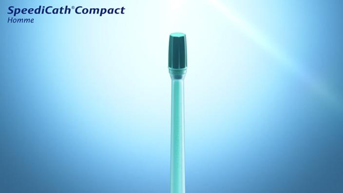 Découvrez SpeediCath Compact Homme